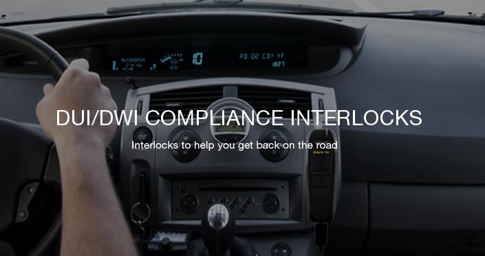 DUI/DWI Compliance Ignition Interlocks