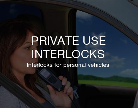 Private Use Ignition Interlocks